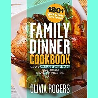 Family Dinner Cookbook cover art