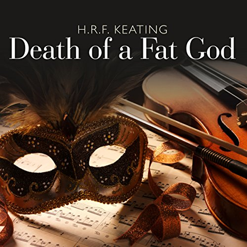 Death of a Fat God audiobook cover art