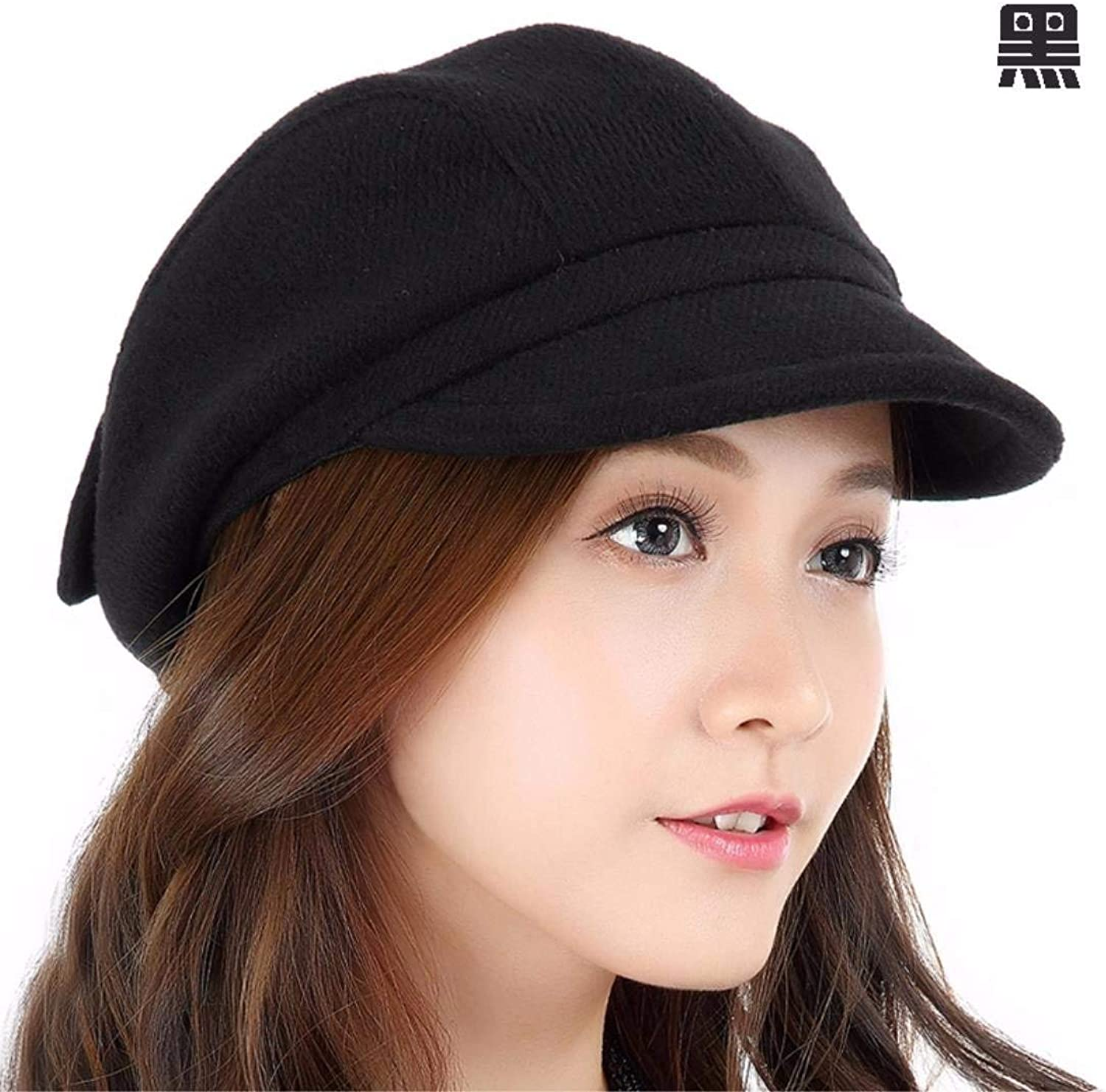 Chuiqingnet Cap female autumn and winter tide spring fashion new