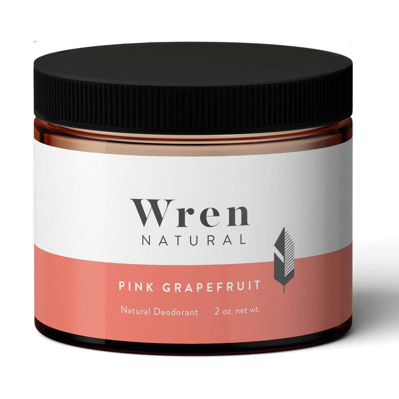 Wren Natural Deodorant Ingredients Grapefruit