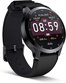 Smart Watch - Bluetooth Smart Bracelet Fitness Tracker with Heart Rate Activity Tracking Sleep Monitoring Waterproof Anti-Theft Long Battery Life and Compatible with IOS8.0 and Android 4.4