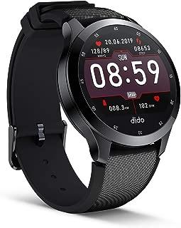スマートウォッチ IP68完全防水 スマートブレスレット スポーツ腕時計 活動量計 GPS 歩数計 心拍計 睡眠検測 血圧計 カラースクリー