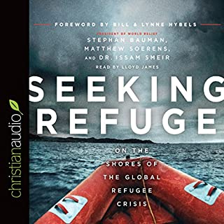 Seeking Refuge audiobook cover art