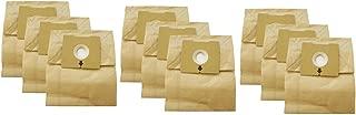 Bissell Dust Bag (3) 3pks 4122 Series #2138425 (9 total bags)
