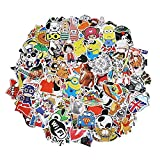 Xpassion Aufkleber Pack, Wasserdicht Vinyl Stickers Graffitti Decals Stickerbomb für Auto...