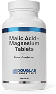 Douglas Laboratories - Malic Acid + Magnesium - Supports The Healthy Structure and Function of The Immune and Skeletal Sys...