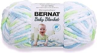 Bernat Baby Blanket Yarn (03233) Funny Prints