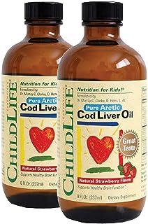 Child Life Oil Cod Liver Liq