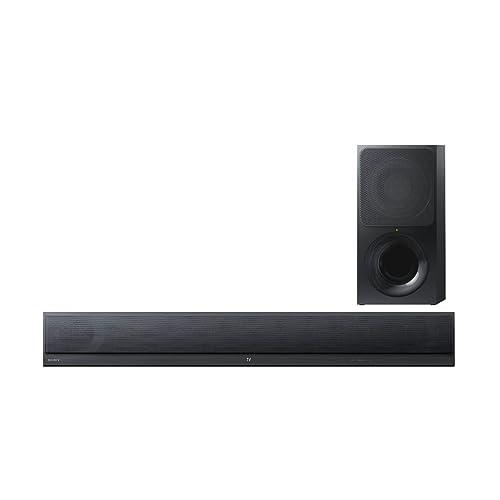 Sony HT-CT390 2.1 Soundbar mit 300W Ausgangsleistung, NFC und Bluetooth, schwarz