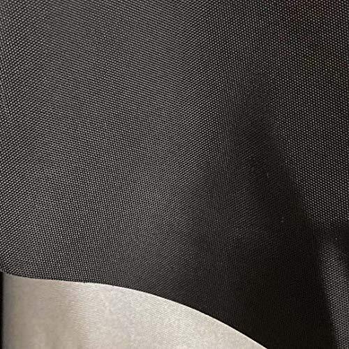 Cubierta de muebles 210D Oxford tela al aire libre impermeable cuadrado cubierta de la tabla al aire libre cubierta del polvo adecuado para patios y jardines negro 200*160*70cm