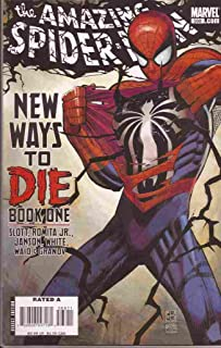 Spider-Man: New Ways to Die TPB No. 1 (Contains material originally published in magazine form as AMAZING SPIDER-MAN #568-573)