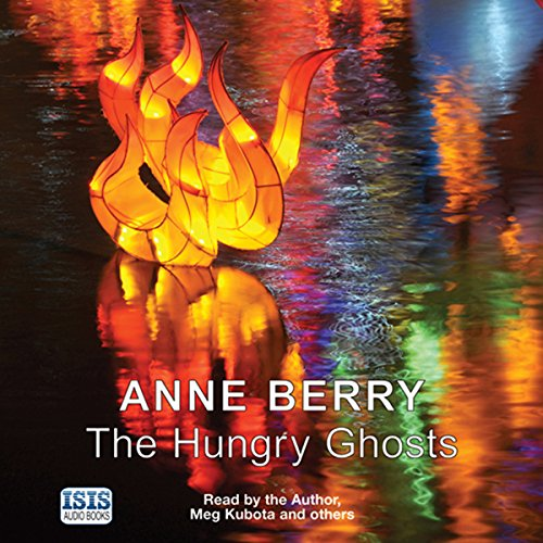 The Hungry Ghosts cover art