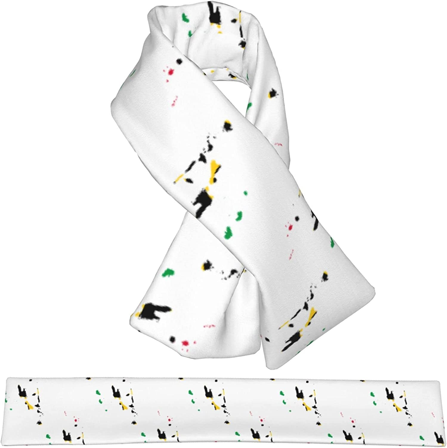 Flag Map Of Sales Vanuatu Flannel Cross Neck W Collar Shawl Scarf Outlet ☆ Free Shipping Wrap