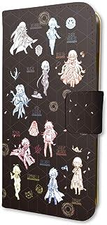 英雄伝説 閃の軌跡IV -THE END OF SAGA- 03 キャラクター集合2(グラフアート) 手帳型スマホケース(iPhone6 6s 7 8兼用)
