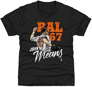 John Means Baltimore Baseball Kids Shirt - John Means Team