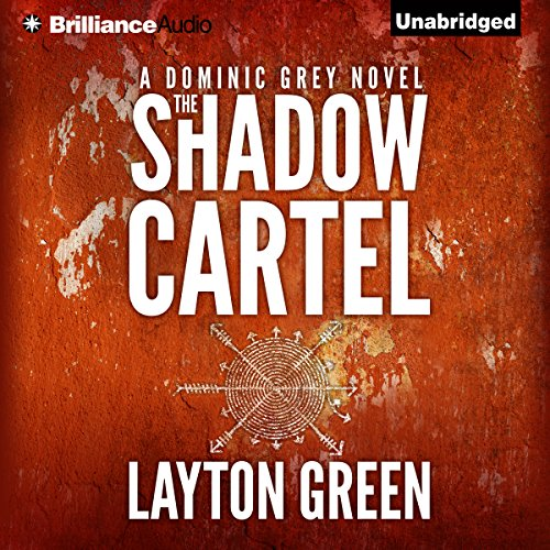 The Shadow Cartel audiobook cover art
