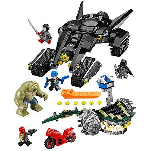 LEGO Super Heroes - 76055 - Batman: Crocodilo Combate nos Esgotos