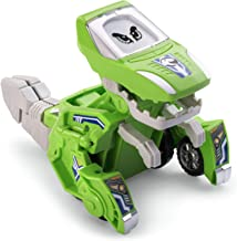 V Tech Switch and Go Dinos - Silver the T-Rex Green