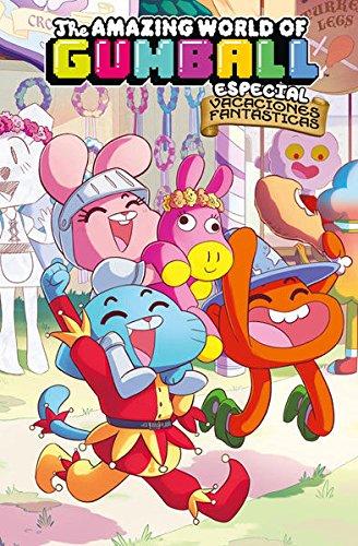 El asombroso mundo de Gumball - Especial vacaciones fantásticas, Vol. 2