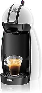 Nescafe Dolce Gusto cafetera, 1460 W, 0.6 litros, Acero Inoxidable, Blanco