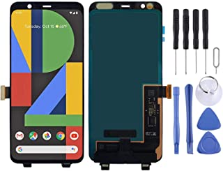 SHUHAN LCD Screen Phone Repair Part LCD Screen and Digitizer Full Assembly for Google Pixel 4XL Mobile Phone Accessory