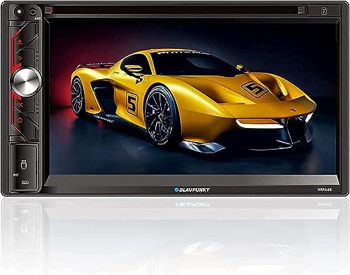 "lowest BLAUPUNKT NAPA65 online sale Double Din 6.9"" wholesale Touchscreen Car Stereo Multimedia DVD CD VCD MP3 Radio Bluetooth AM FM USB AUX outlet online sale"