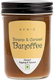 Sprig Banana and Caramel Banoffee, 290 g