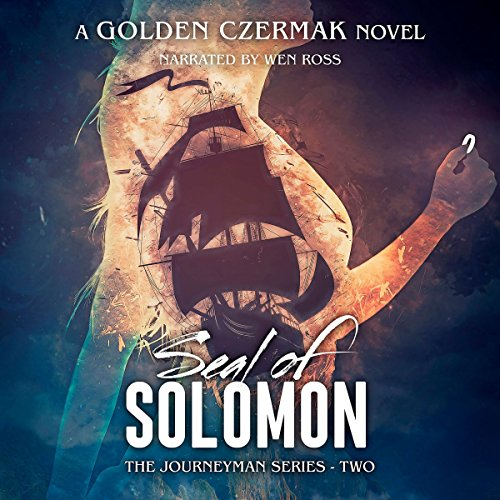 Seal of Solomon audiobook cover art