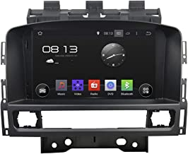 KUNFINE Android 8.0 Otca Core Car DVD GPS Navigation Multimedia Player Car Stereo for OPEL Astra J 2008 2009 2010 2011 2012 2013 Vauxhall Astra 2010-2013 Buick Verano 2012-2013 Steering Wheel Control