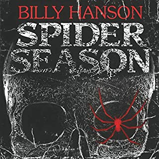 Spider Season audiobook cover art