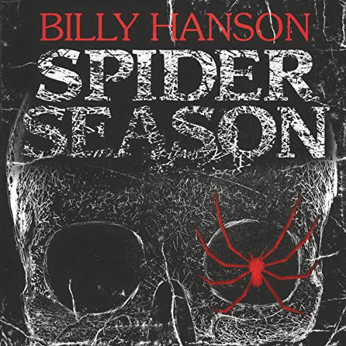 Couverture de Spider Season