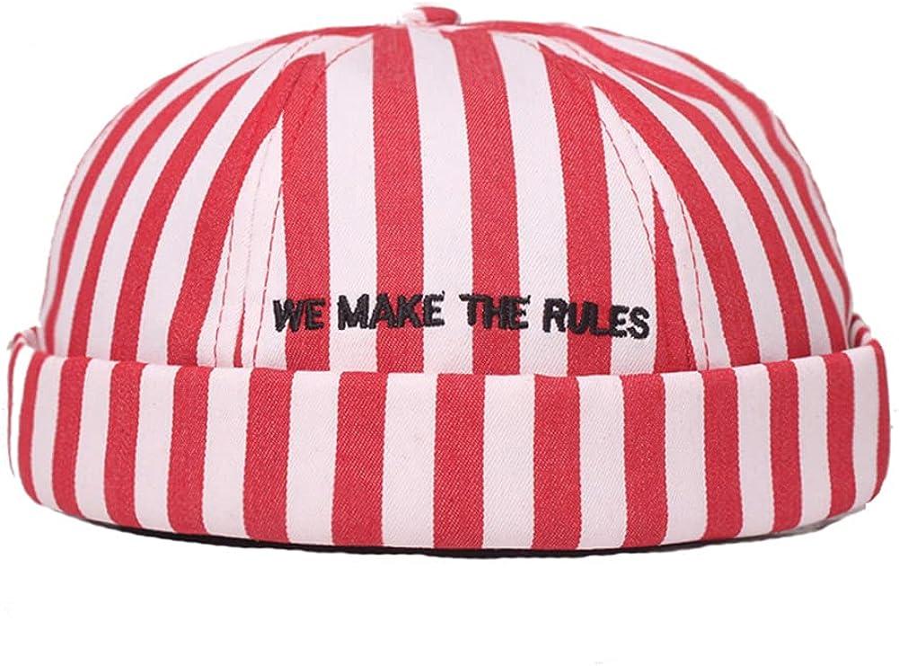 Docker Cap Hats Skullcap Beanie R Worker Finally lowest price popular brand Sailor Brimless