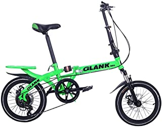 Sports Gift ldeas freestyle Bicicletas para niños Bicicleta plegable para hombres y mujeres Bicicleta de 14 pulgadas de ve...