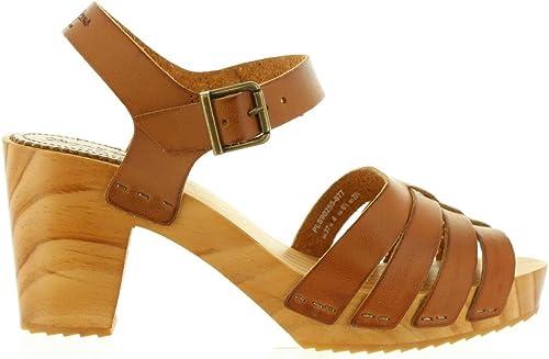 Pepe Jeans Sandales pour Femme PLS90255 OLY 877 Nut marron