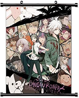 Dangan Ronpa Anime Fabric Wall Scroll Poster (16 x 18) Inches. [WP] Dan R-13