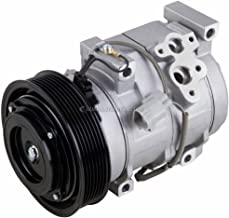 AC Compressor & A/C Clutch For Toyota Camry Highlander Solara 2.4L 4-cyl - BuyAutoParts 60-01592NA NEW