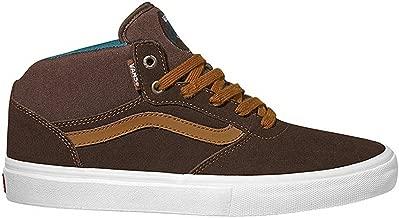 Vans Gilbert Crockett Pro Mid Top Demitasse Dachshund Skate Shoe