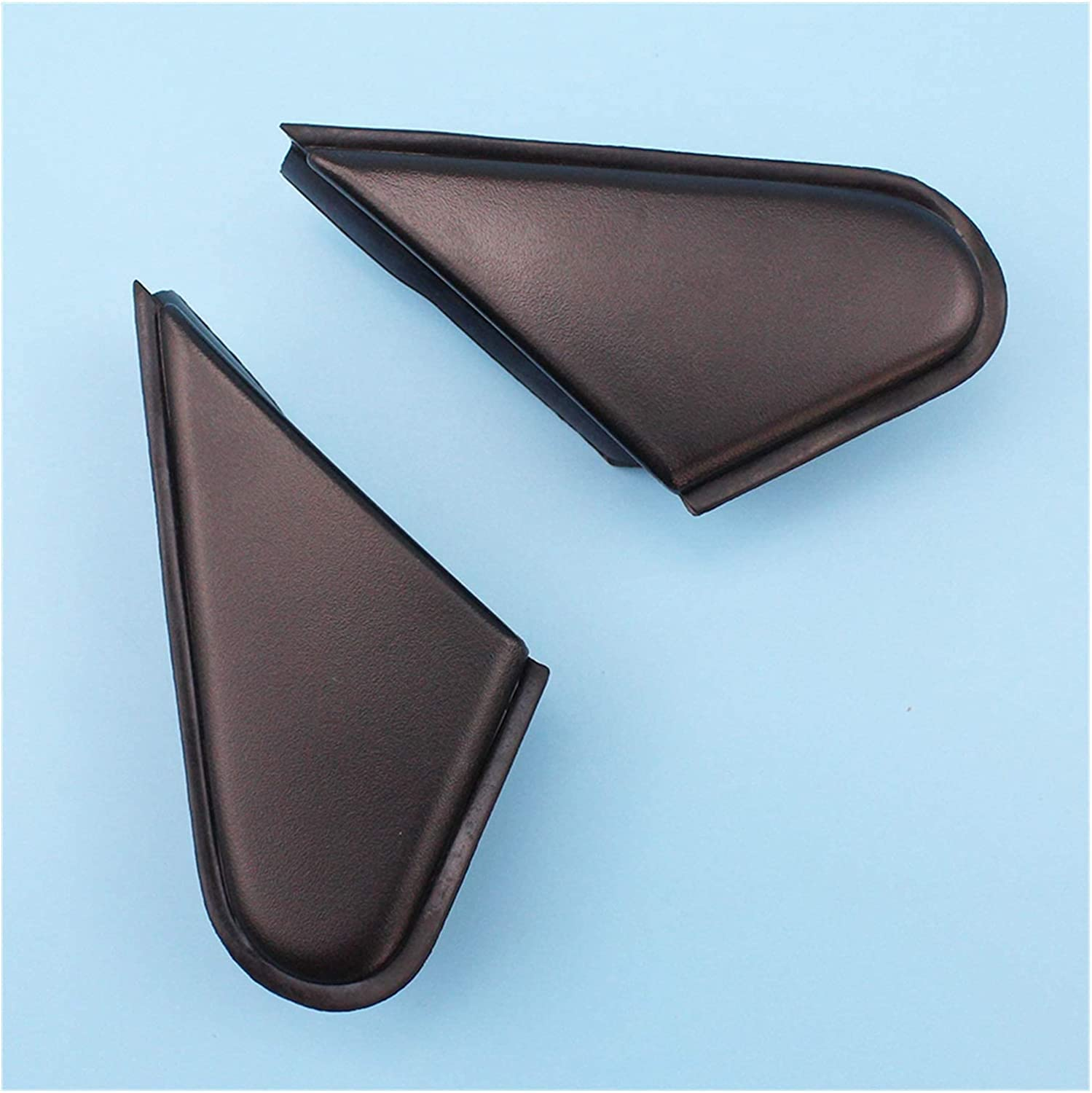 QifawU Front Left Right free Mirror 7405A3 Pillar Ranking TOP18 Plate Triangle Trim