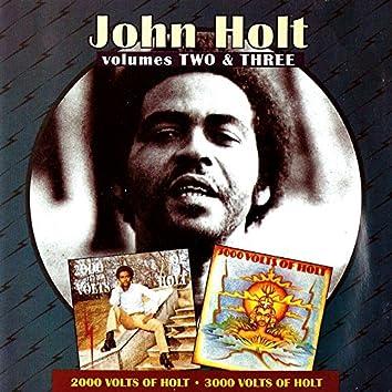Vols. 2 & 3: 2000 & 3000 Volts of Holt