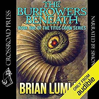 The Burrowers Beneath cover art
