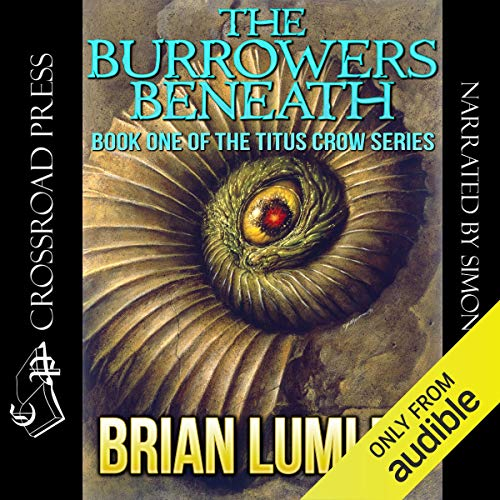 The Burrowers Beneath audiobook cover art