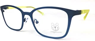 Blue and Yellow Children Designer Eyeglasses Frames Fashion - Fb143