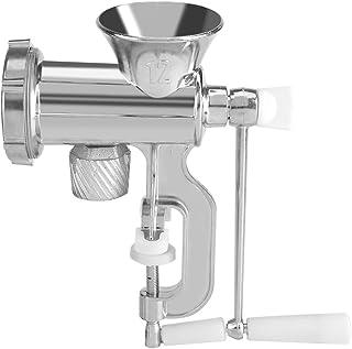 Picadora de Carne, Manual Multifunción Picadora de Carne Chopper Mincer Salchicha Herramienta de Cocina Casera