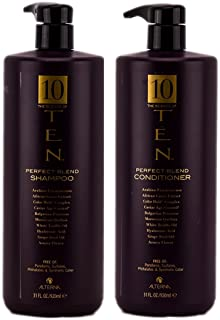 Alterna The Science of Ten Perfect Blend Shampoo & Conditioner DUO (31 Oz each)