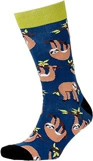 Men's Sleepy Sloths Crew Socks
