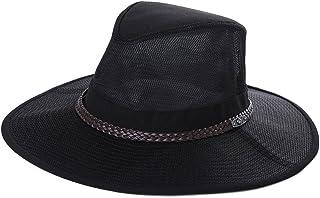 Packable Unisex Fishing Sun Hat Outdoor Safari Panama SPF 50 Travel for Men Women 56-61cm
