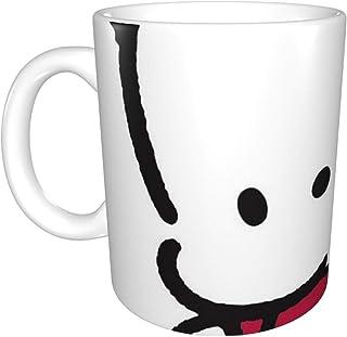 ポチャッコ マグカップ パターン コーヒーカップ お茶カップ ビッグマグ 330cc 陶器 おしゃれコップ おもしろ かわいい 景品 マグ 贈答品 男性 女性 贈り物 人気ギフト