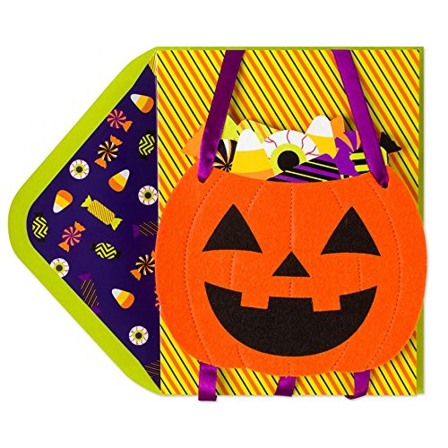 PAPYRUS Halloween Card, 1 EA
