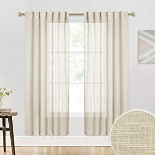 Best curtain options for large windows Reviews