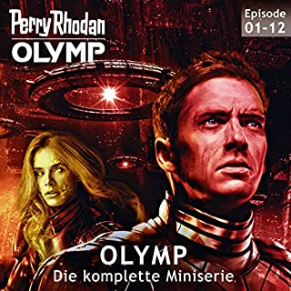 Perry Rhodan Olymp: Die komplette Miniserie Titelbild